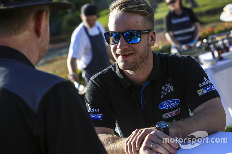 Mads Ostberg, M-Sport, Ford Fiesta WRC