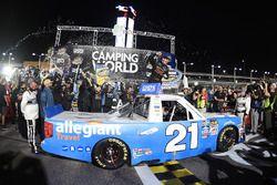 Truck-Champion 2016: Johnny Sauter, GMS Racing, Chevrolet