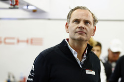 Oliver Blume, président de Porsche AG