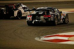#88 Proton Racing Porsche 911 RSR: Khaled Al Qubaisi, David Heinemeier Hansson, Patrick Long, #2 Por
