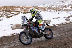 Cristian España, Team Pedrega KTM