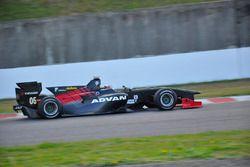 Tadasuke Makino, Honda Test Car