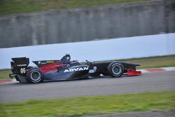 牧野任祐(Tadasuke Makino, Honda Test Car)
