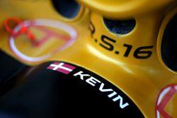 Détails de la voiture de Kevin Magnussen, Renault Sport F1 Team R.S.16