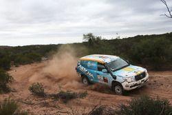 №333 Toyota: Денис Березовский и Алексей Никижев