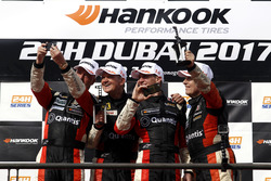 Podium: SP2 Winnaar #207 Bovi Motorsport Hungary Brokernet Silver Sting: Wolfgang Kaufmann, Kalman B