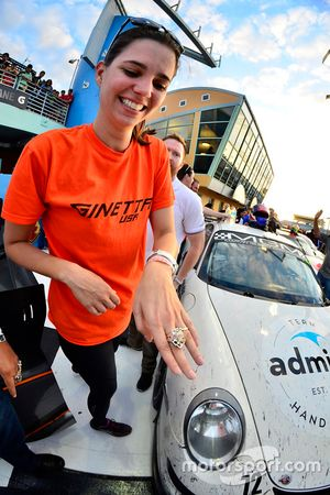 Alline Cipriani of Ginetta USA
