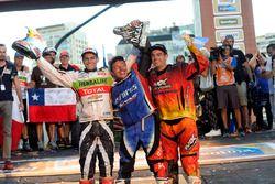 #254 Yamaha: Sergey Karyakin, #251 Yamaha: Ignacio Casale
