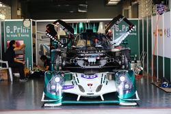 #85 G-Print by Triple 1 Racing Ligier JSP3: Hanss Lin, Shaun Thong Wei Fung, Ryuichirou Ohtsuka