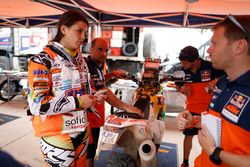 #19 KTM Racing Team: Laia Sanz