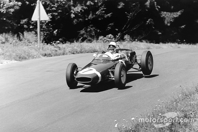 Ganador: Stirling Moss, Lotus-Climax
