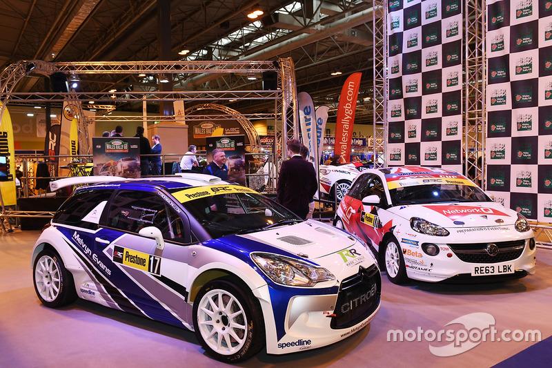 Veel aandacht voor de rallysport