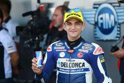 Il terzo classificato Jorge Martin, Del Conca Gresini Racing Moto3