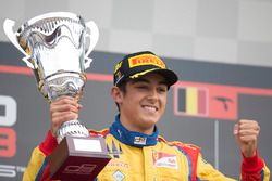 Winnaar Giuliano Alesi, Trident