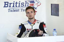 John McPhee, British Talent Team
