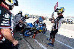 Tito Rabat, Estrella Galicia 0,0 Marc VDS, oefening motorwissel