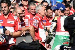 Cal Crutchlow, Team LCR Honda, Tardozzi