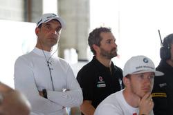 Jörg Müller, Walkenhorst Motorsport and Timo Glock, BMW Team SRM