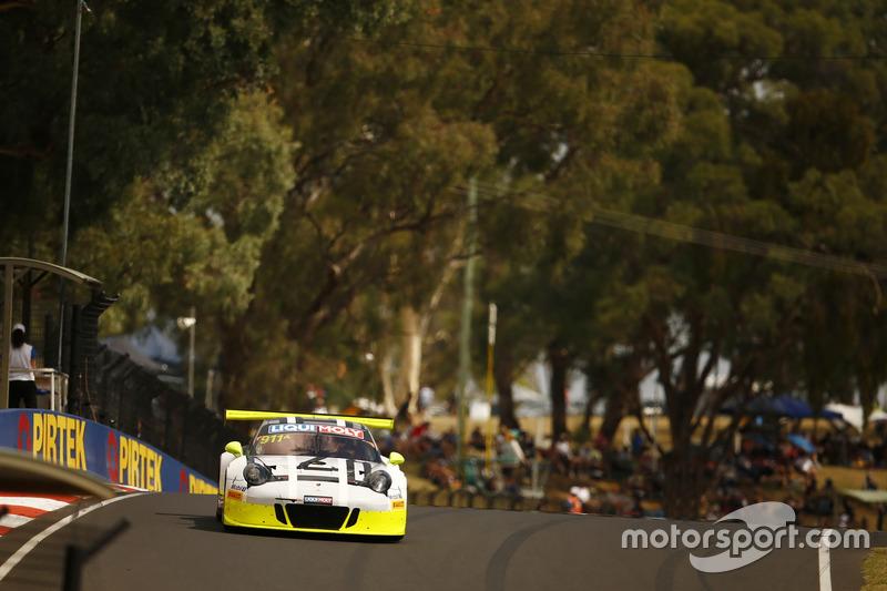 Defekt: #911 Walkinshaw GT3, Porsche 911 GT3 R