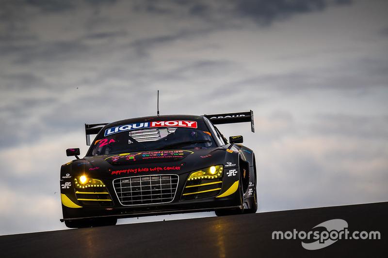 33. #2 DJS Racing, Audi LMS R8