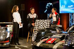 Sébastien Buemi, Toyota Racing, Neel Jani, Porsche Team