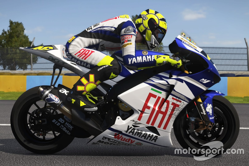 Valentino Rossi, Yamaha YZR-M1 2007