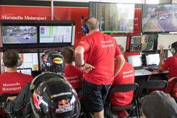 Miembros del equipo Maranello Motorsport