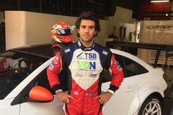 José Manuel Urcera test con la Chevrolet RML Cruze TC1 della Campos Racing
