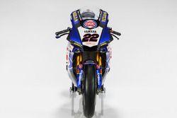 Motor van Alex Lowes, Pata Yamaha Racing