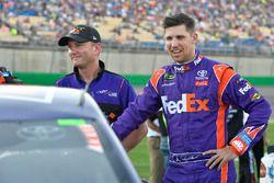 Michael Wheeler, Denny Hamlin, Joe Gibbs Racing Toyota