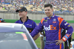 Michael Wheeler, Denny Hamlin, Joe Gibbs Racing Toyota