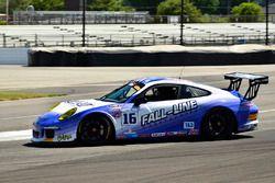 #16 TA3 Porsche 911 GT3 Cup, Tom Herb, Fall Line Motorsports