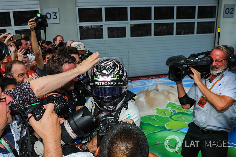 Валттери Боттас, Mercedes AMG F1