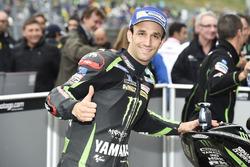 Le poleman Johann Zarco, Monster Yamaha Tech 3