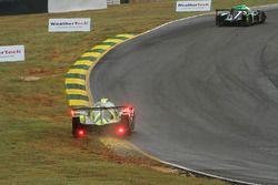 #13 Rebellion Racing ORECA 07: Mathas Beche, Nick Heidfeld, Gustavo Menezes