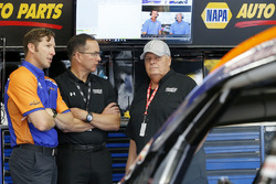 Alan Gustafson, Jeff Andrews, Rick Hendrick, Hendrick Motorsports