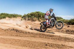 #48 Hero MotoSports Team Rally: CS Santosh