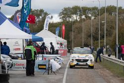Ingram Chrisand Whittock Ross, Opel Rallye Junior Team, Opel Adam R2 ERC Junior U27