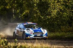 Habaj Lukaszand Dymurski Daniel, Rallytechnology, Ford Fiesta R5