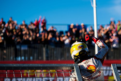 Pole de Scott McLaughlin, Team Penske Ford