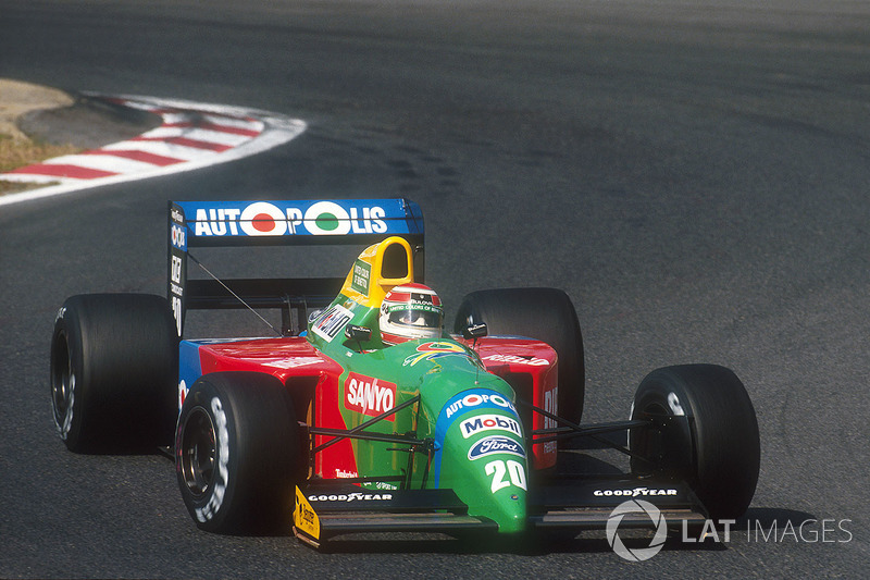 1990: Nelson Piquet (Benetton B190 Ford)