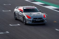 World-first gaming controlled Nissan GT-R