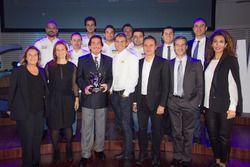 2017 ERC takımlar şampiyonu Castrol Ford Team Türkiye