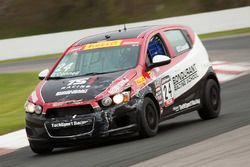 #24 Tech Sport Racing Chevrolet Sonic: Canaan O'Connell