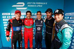 Maro Engel, Venturi, Lucas di Grassi, ABT Schaeffler Audi Sport,Sébastien Buemi, Renault e.Dams, Jea