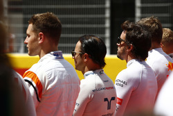 Stoffel Vandoorne, McLaren, Felipe Massa, Williams, Fernando Alonso, McLaren