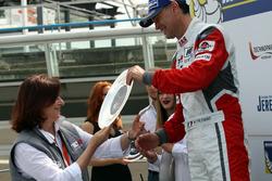 Podium: Roberto Colciago, M1RA, Honda Civic TCR