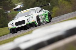 #88 Absolute Racing Bentley Continental GT3: Adderly Fong, Vincent Abril