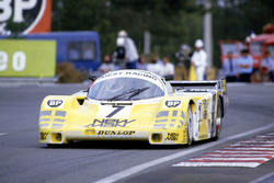 Клаус Людвиг, Паоло Барилла и Джон Уинтер, Porsche 956