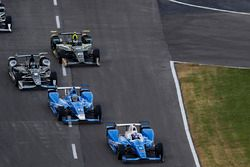 Tony Kanaan, Chip Ganassi Racing Honda Scott Dixon, Chip Ganassi Racing Honda